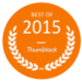 2015 Best of Thumbtack Award