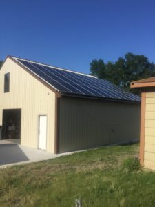 Morris Heat and Air's Power Production Facility in Okmulgee Oklahoma